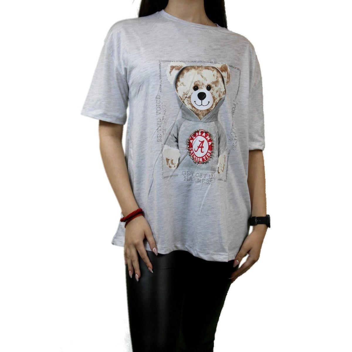 Tricouri Ursulet Dama Engros