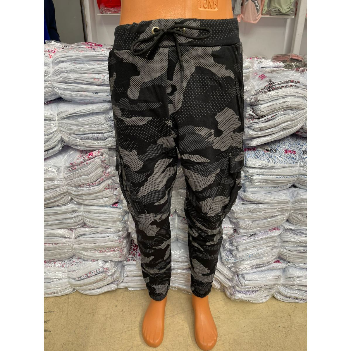 Pantaloni de trening barbati Bumbac