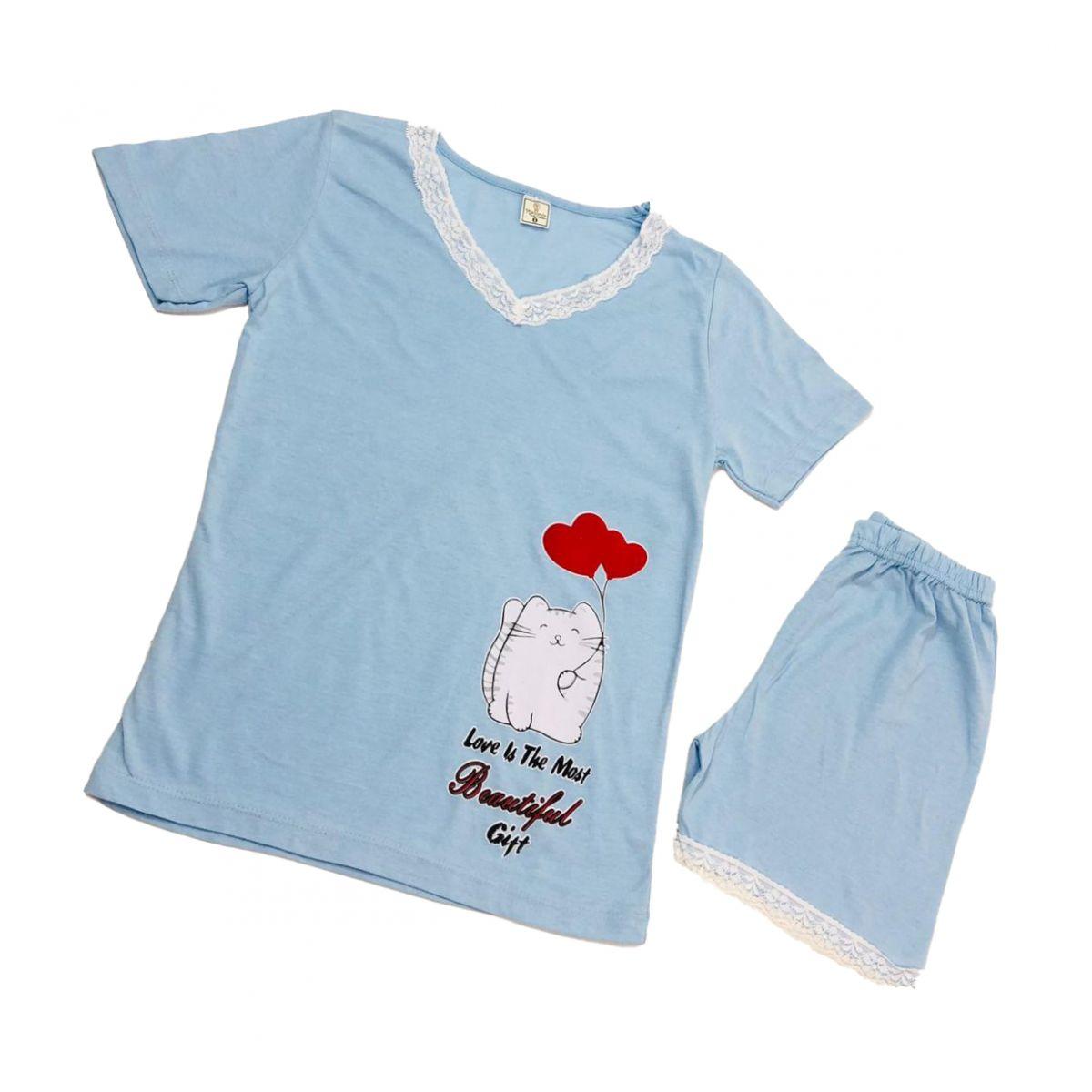 Pijamale Beautiful Dama Engros