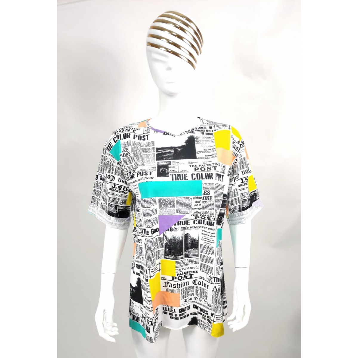 Tricou Lung Animat cod:MD51