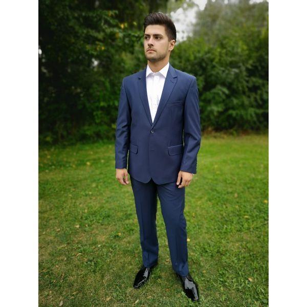 Costum slim fit madotex cod: 1061