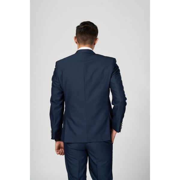 Costum slim fit madotex cod: 1068