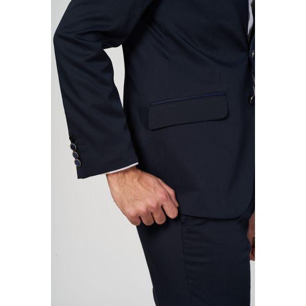 Costum slim fit madotex cod: 1078